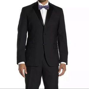 NWT JB BRITCHES Black Regular Fit Tuxedo